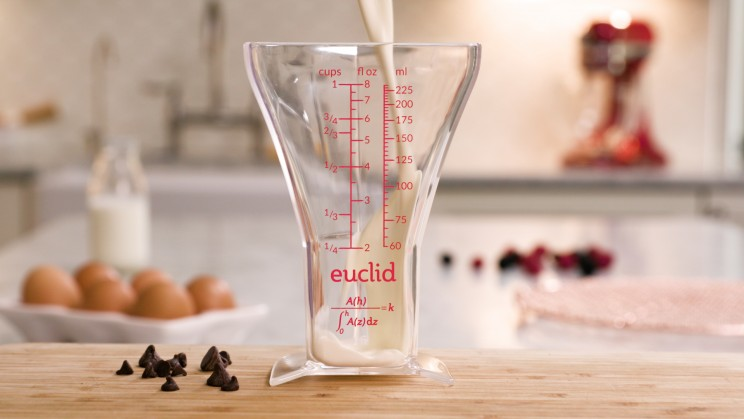 Former Google Engineer Made a Better Measuring Cup with a Mathematically Optimal Design